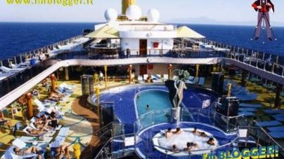 """Costa Atlantica: la nave """"C"""" che segna una nuova era nella flotta di Costa Crociere."""