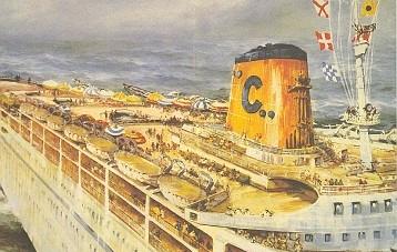 Il ventennio d'oro: dalla Costa Armatori a Costa Crociere S.p.A. (IV)