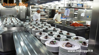 Dietro le quinte di Costa Serena: visita alle cucine di bordo.