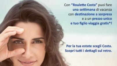 Formula Roulette di Costa Crociere: un gradito ritorno per le prossime partenze di giugno nel Mediterraneo!
