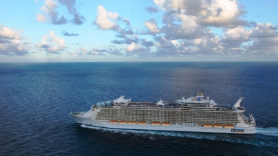 Allure of the Seas: la più grande al mondo (III). Intrattenimento.
