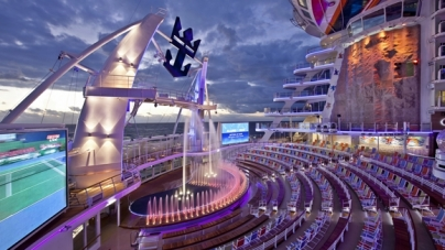 Allure of the Seas: la più grande al mondo. I quartieri di bordo (II).