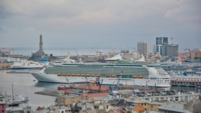 Genova nuovo home-port per Royal Caribbean.