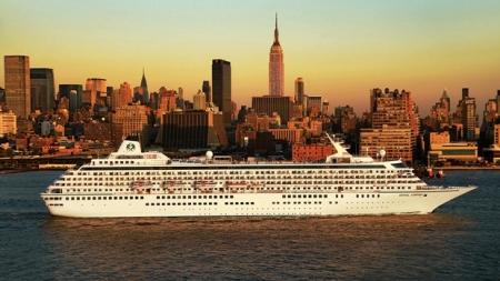 """Crystal Cruises si aggiudica il diciasettesimo consecutivo """"World's Best"""" segnando un nuovo record mondiale"""