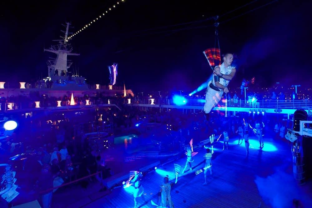 Hapag Lloyd Cruises celebra l'ingresso nella flotta della MS Columbus 2