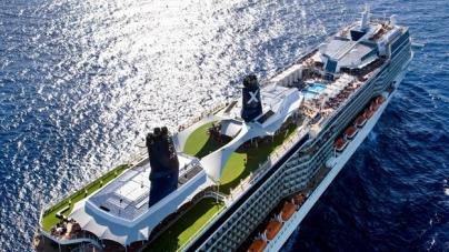 Napoli porto strategico anche nel 2012 per il Gruppo Royal Caribbean