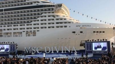 MSC Crociere alza gli obiettivi: crescita a doppia cifra. A marzo 2013 la presentazione a Genova di MSC Preziosa