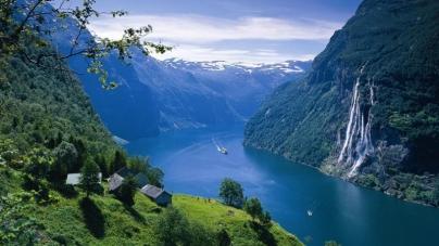 I love boat … in Nord Europa