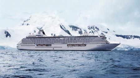 Dalla Patagonia al 'Paradiso': il nuovo itinerario di Crystal Cruises per esplorare le meraviglie del Sud America