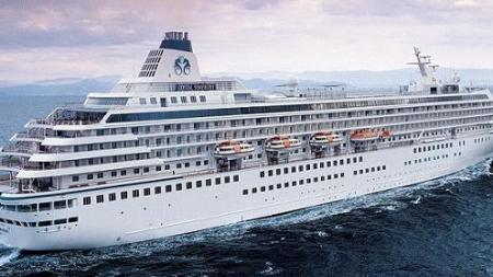 Terminato il restyling di Crystal Symphony, la pluripremiata e lussuosa nave di Crystal Cruises