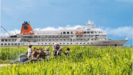 Hapag-Lloyd: le Expedition Cruises 2013-2014