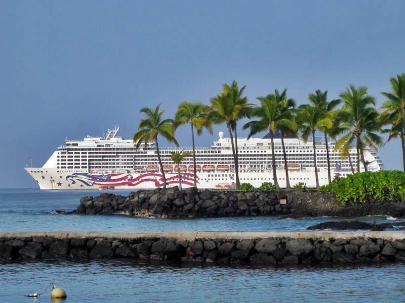 Pride of America, Norwegian Cruise Line