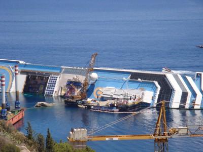 Costa Concordia - Chi ci crede e chi non ci crede ...