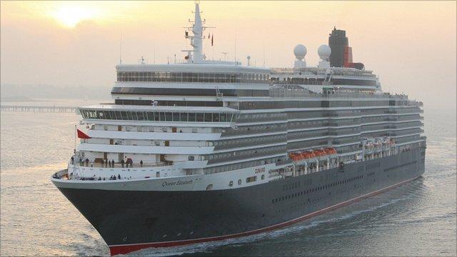Cunard: Queen Elizabeth si aggiudica due Travel Weekly Magellan Awards