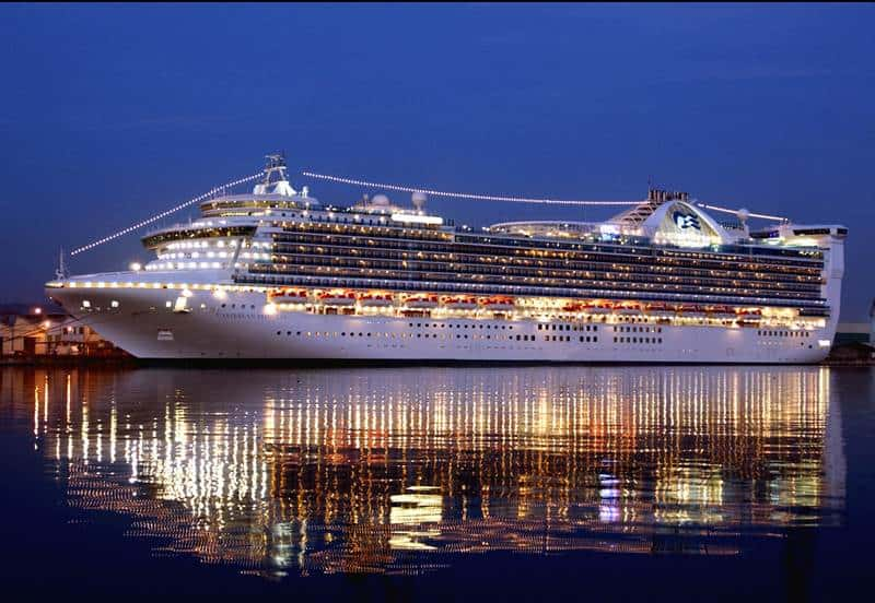 Caribbean Princess, Princess Cruises