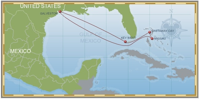 Da Disney Cruise Line le nuove crociere da Galveston, in Texas, per Jamaica, Messico e Castaway Cay