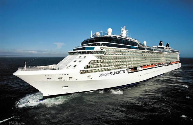 Celebrity Silhouette chiude oggi la stagione 2012 nel Mediterraneo del Gruppo Royal Caribbean International