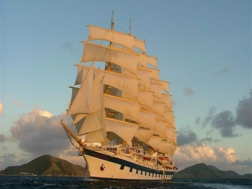 Royal Clipper, Star Clippers
