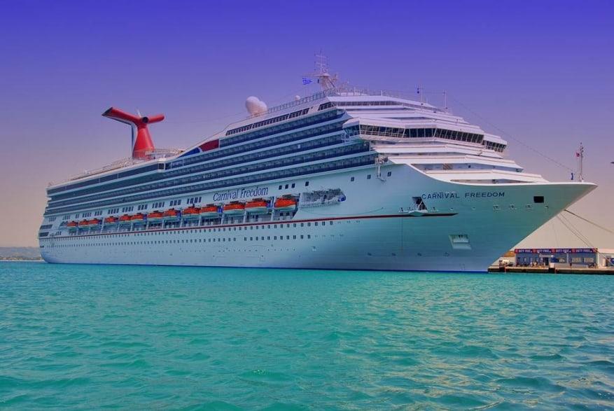 Carnival Cruise Line: torna in servizio dopo il restyling la rinnovata Carnival Freedom