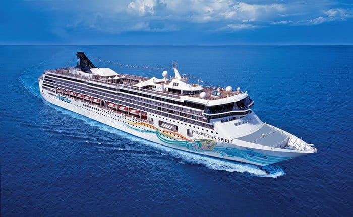 Norwegian Spirit, Norwegian Cruise Line
