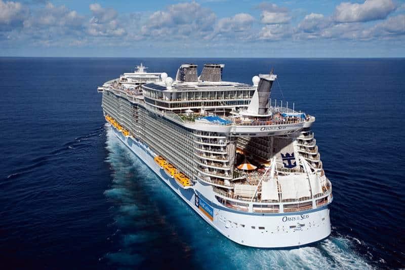 Oasis of the Seas, Royal Caribbean