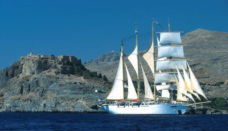 Star Clippers, Nord Europa 2