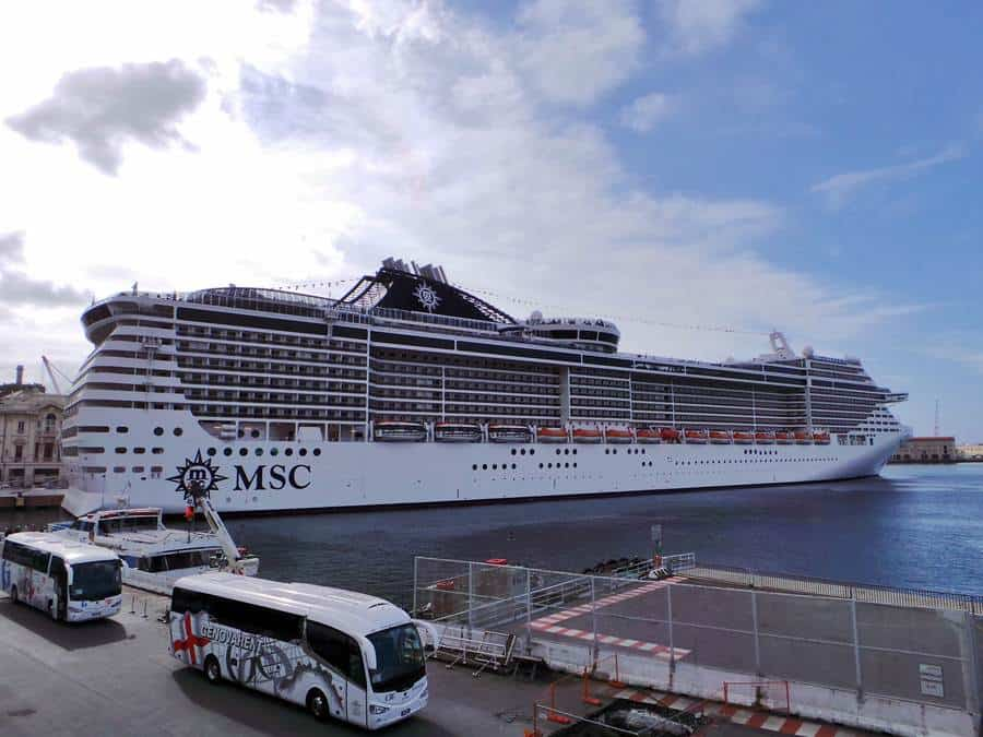 MSC Splendida, MSC Crociere