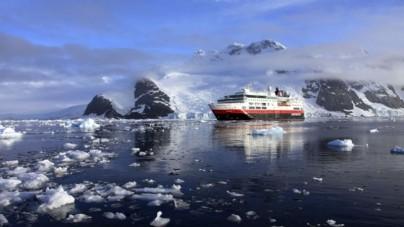 A Sud di Capo Horn nella terra dei ghiacci