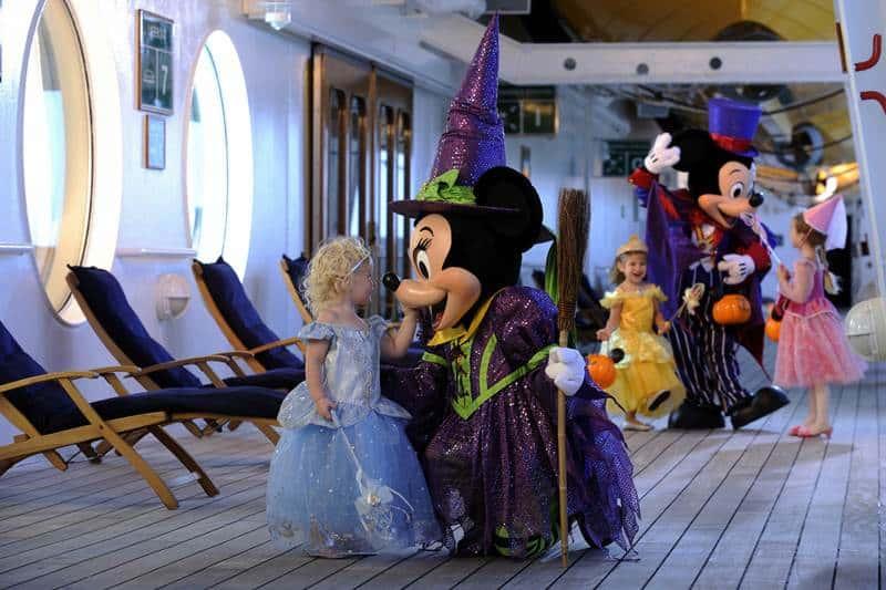 Halloween Disney Cruise Line