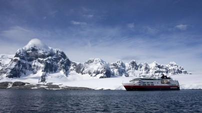 Nel silenzio dei ghiacci dell'Antartide