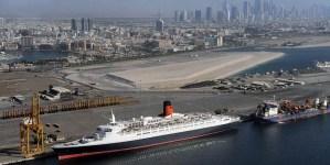 Ai cantieri cinesi SOSCO Group la trasformazione del transatlantico QE2 in hotel galleggiante