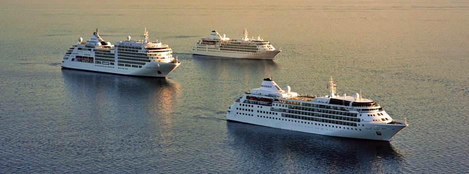 Silversea flotta