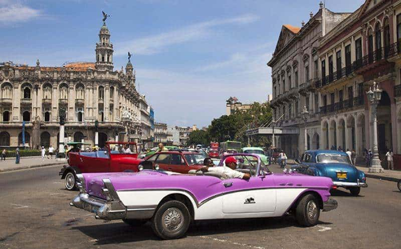 Cuba, Star Clippers