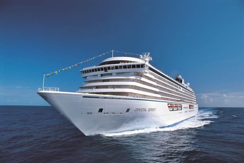 Crystal Serenity, Crystal Cruises (2)