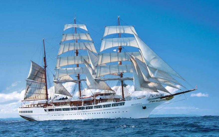 Sea Cloud, in arrivo il terzo veliero della flotta