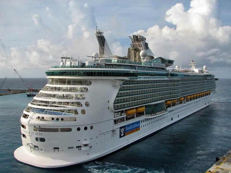 Freedom of the Seas, Royal Caribbean International