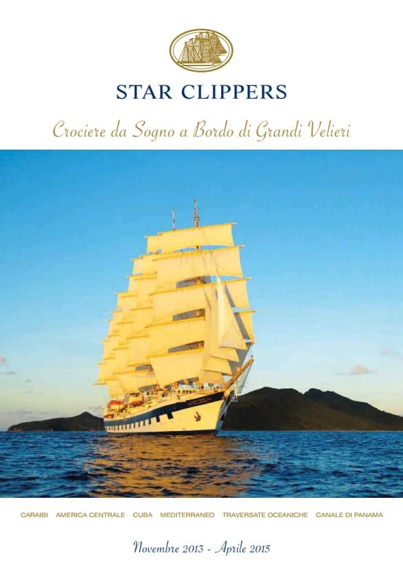 Star Clippers Catalogo 2015