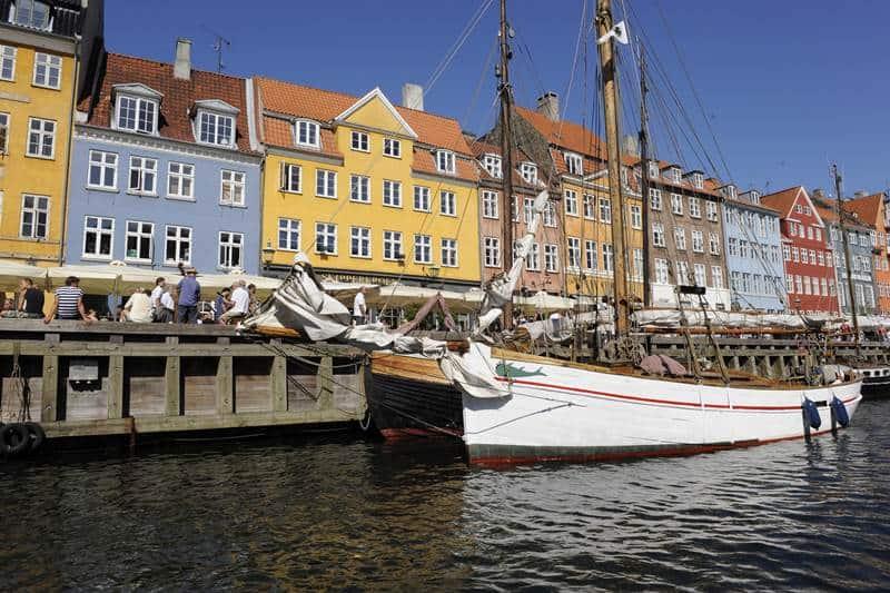 Copenhagen, Danimarca, Disney Cruise Line