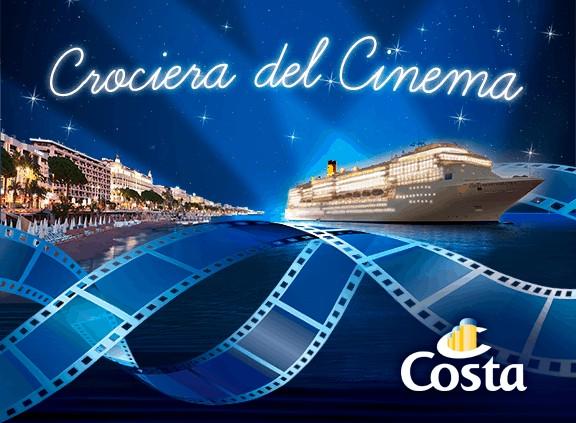 Crociera del Cinema, Costa Crociere