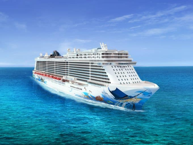 Norwegian Escape, Norwegian Cruise Line