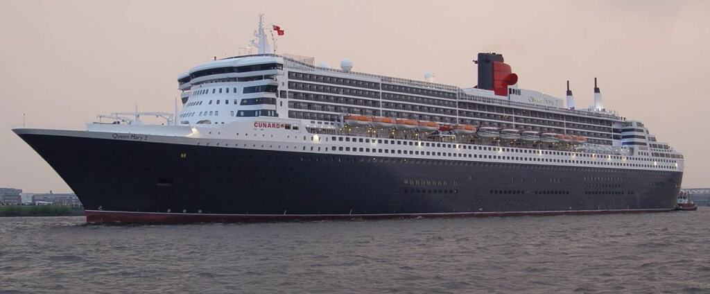 Queen Mary 2, Cunard