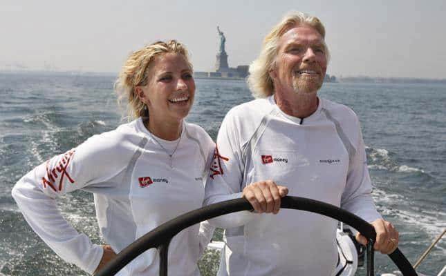 Richard Branson, New York
