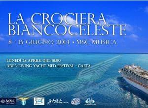 Crociera Biancoceleste, MSC Musica, MSC Crociere