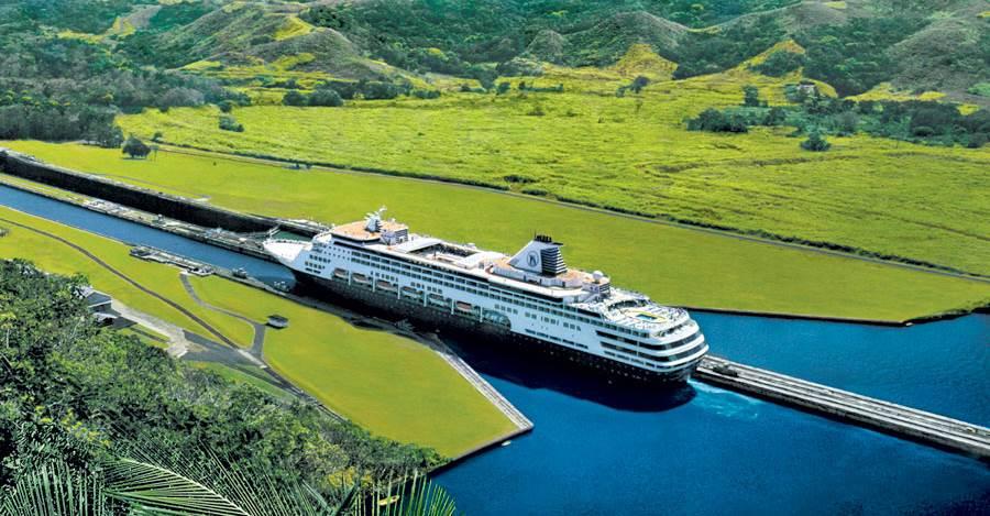 Panama-Canal-Holland-America-Line