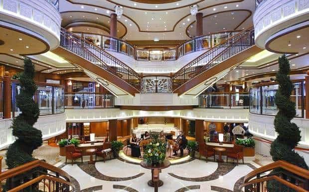 Queen Elizabeth, Cunard 2