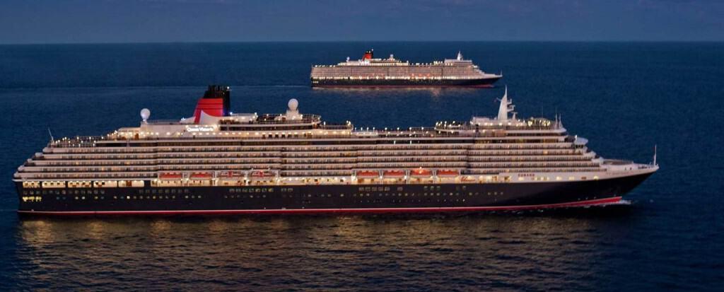 Queen Elizabeth, Cunard Line