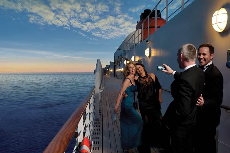 Queen Mary 2, Cunard Line