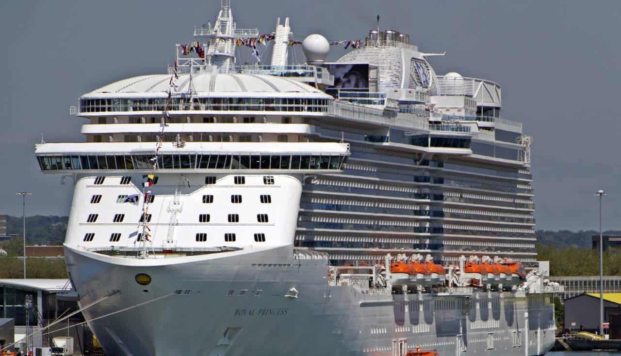 Royal Princess, Princess Cruises