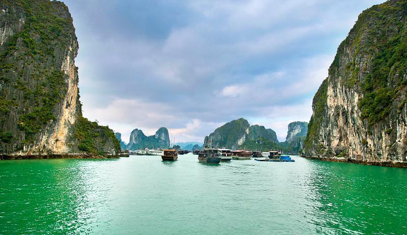 Asia, Crystal Cruises