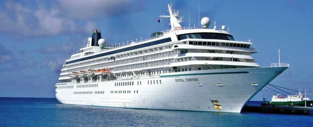 Crystal Symphony, Crystal Cruises